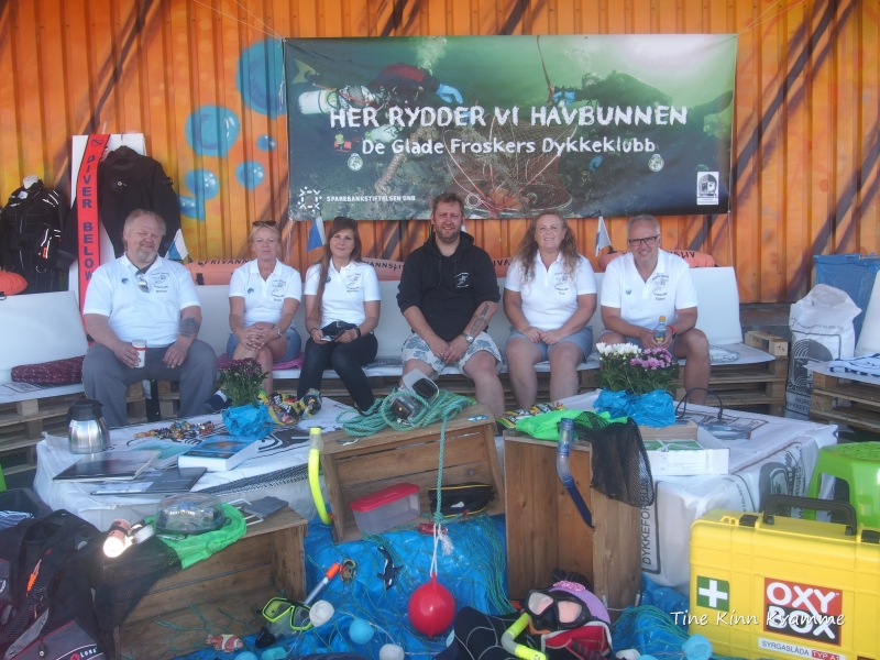 Passion 4 ocean dykkecamp 2016